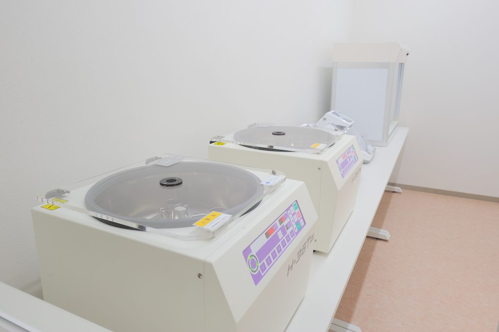 細胞加工室【大森整形外科】